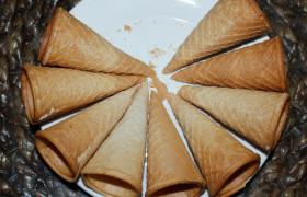 Các loại bánh cone (Bánh ốc quế)
